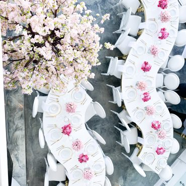 Pink Cherry Blossom Tree Rental