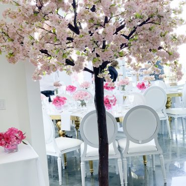 Pink Cherry Blossom Tree Rental
