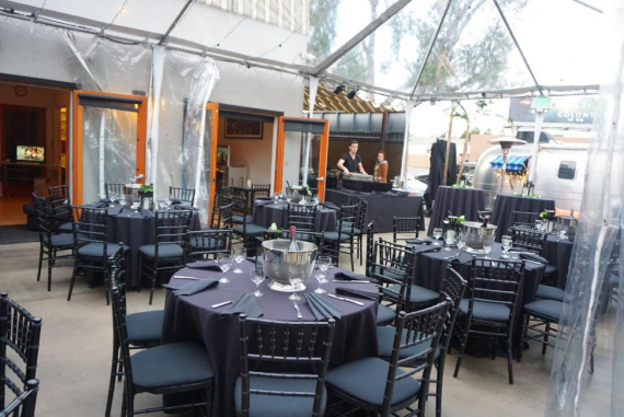 Hollywood Corporate Event Planning