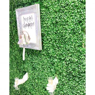Flower Wall Rental in Orange County