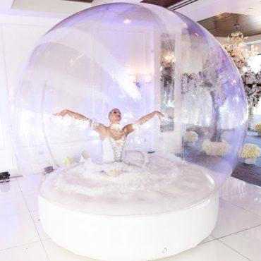 Winter Wonderland Themed Rentals